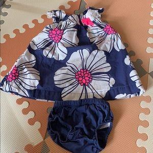 Baby Girl Carters 3 months dress & bloomer set !